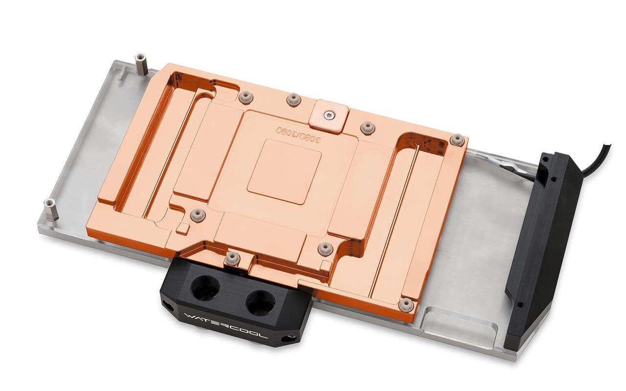 Bloki wodne Heatkiller V-VGA WaterCooler na topowe GeForce RTXy