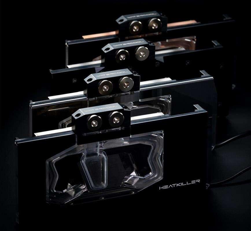 Bloki wodne Heatkiller V-VGA WaterCooler, Heatkiller V-VGA WaterCooler, Bloki wodne WaterCooler, Heatkiller V-VGA