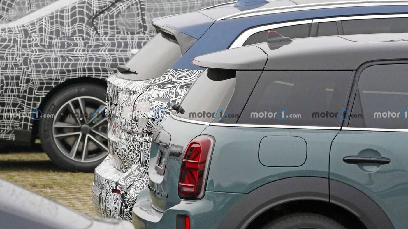 BMW szykuje lifting iX3, choć ten dopiero co trafił do produkcji