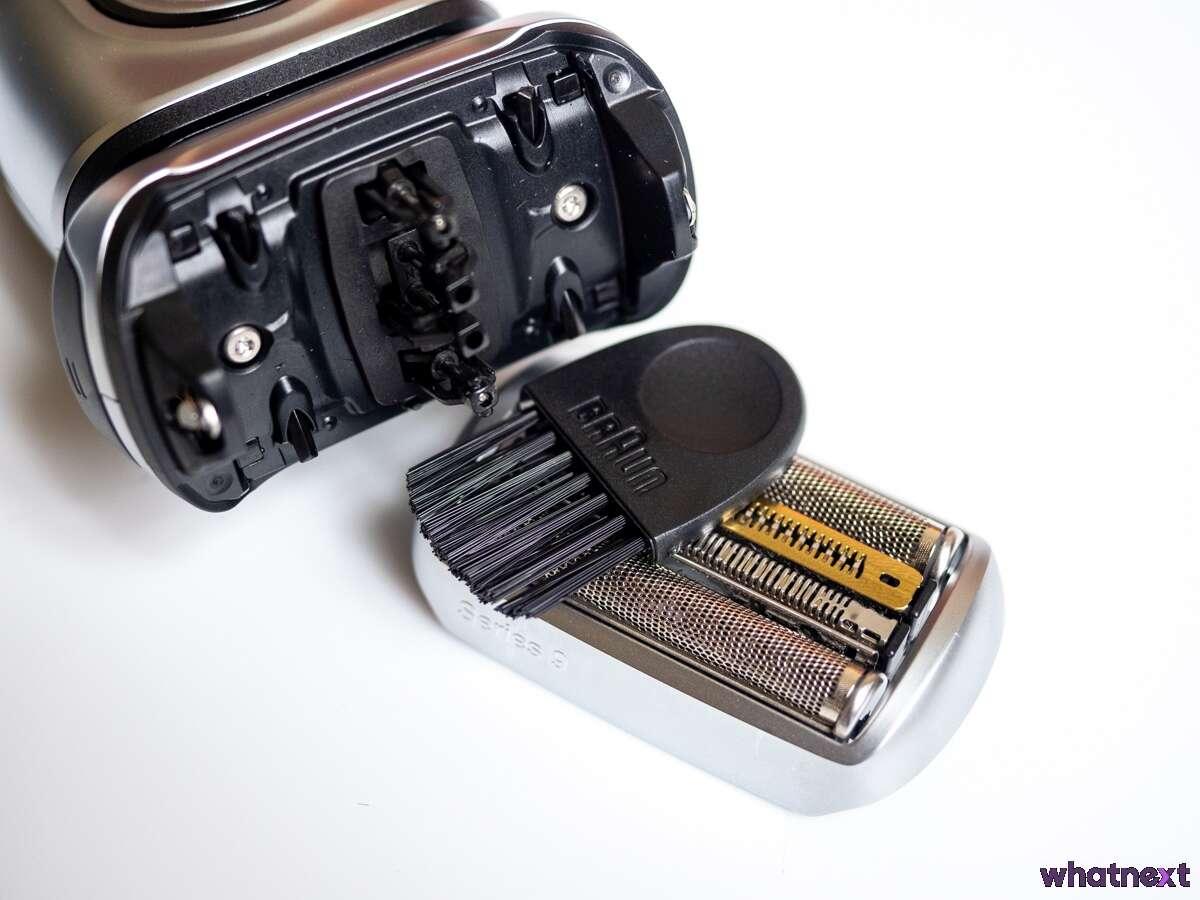 Test Braun Series 9
