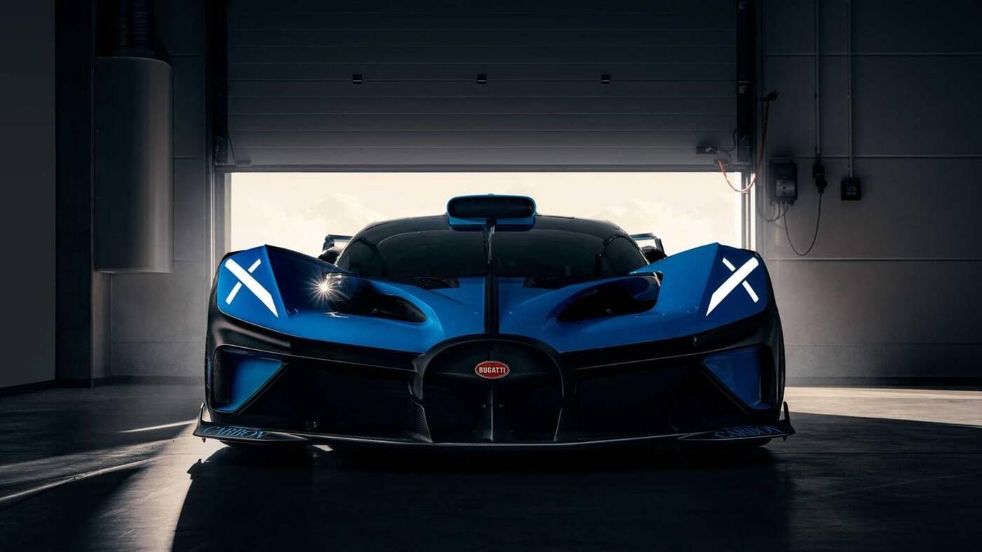 Bugatti Bolide, zdjęcia bugatti Bolide