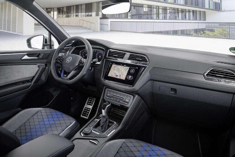 Ceny Volkswagena Tiguan R w Polsce