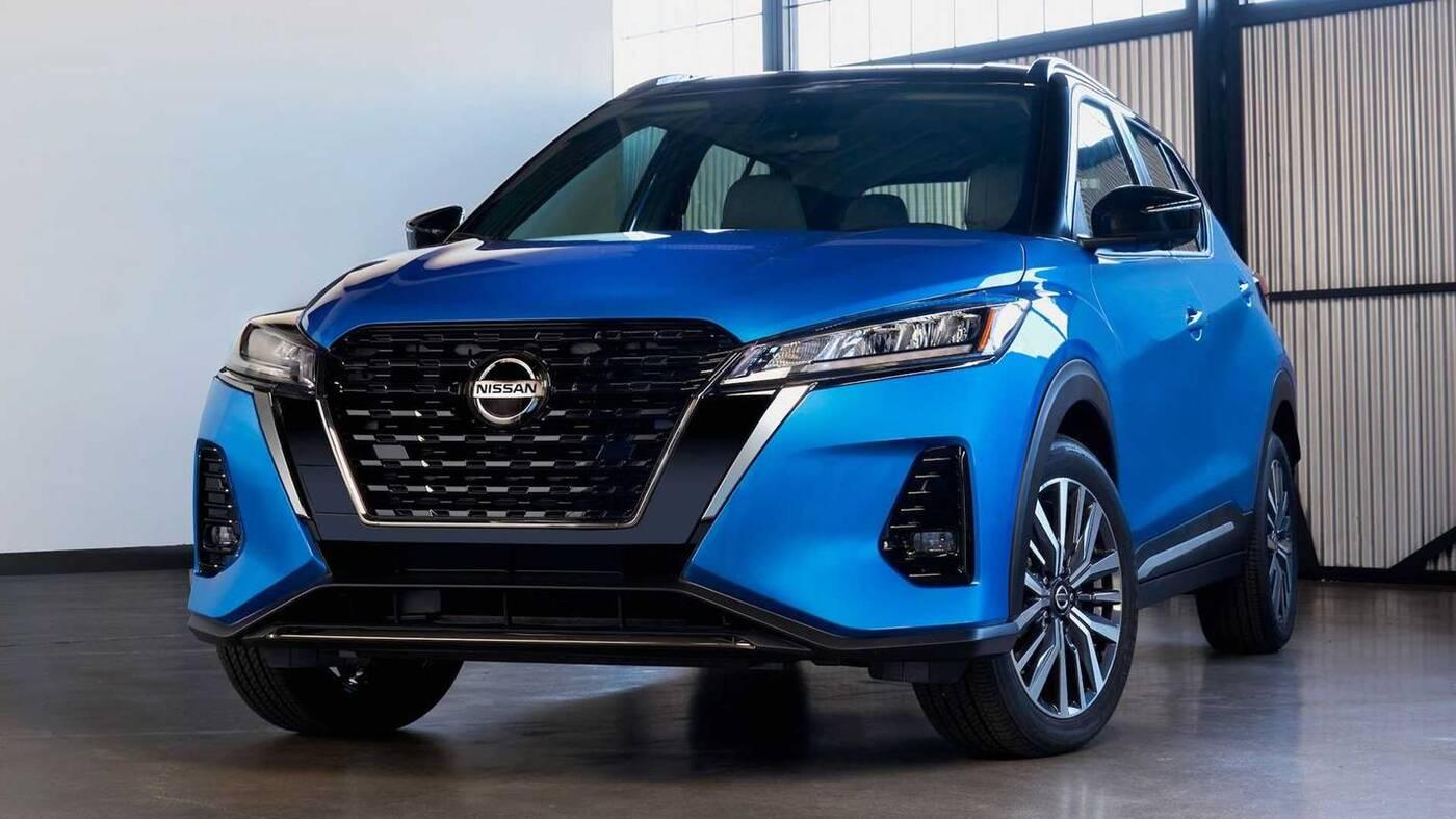 Co nowego w Nissan Kicks 2021?