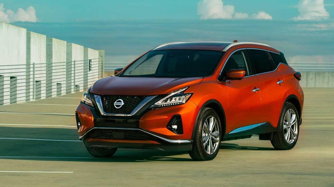Co nowego w Nissan Murano 2021?