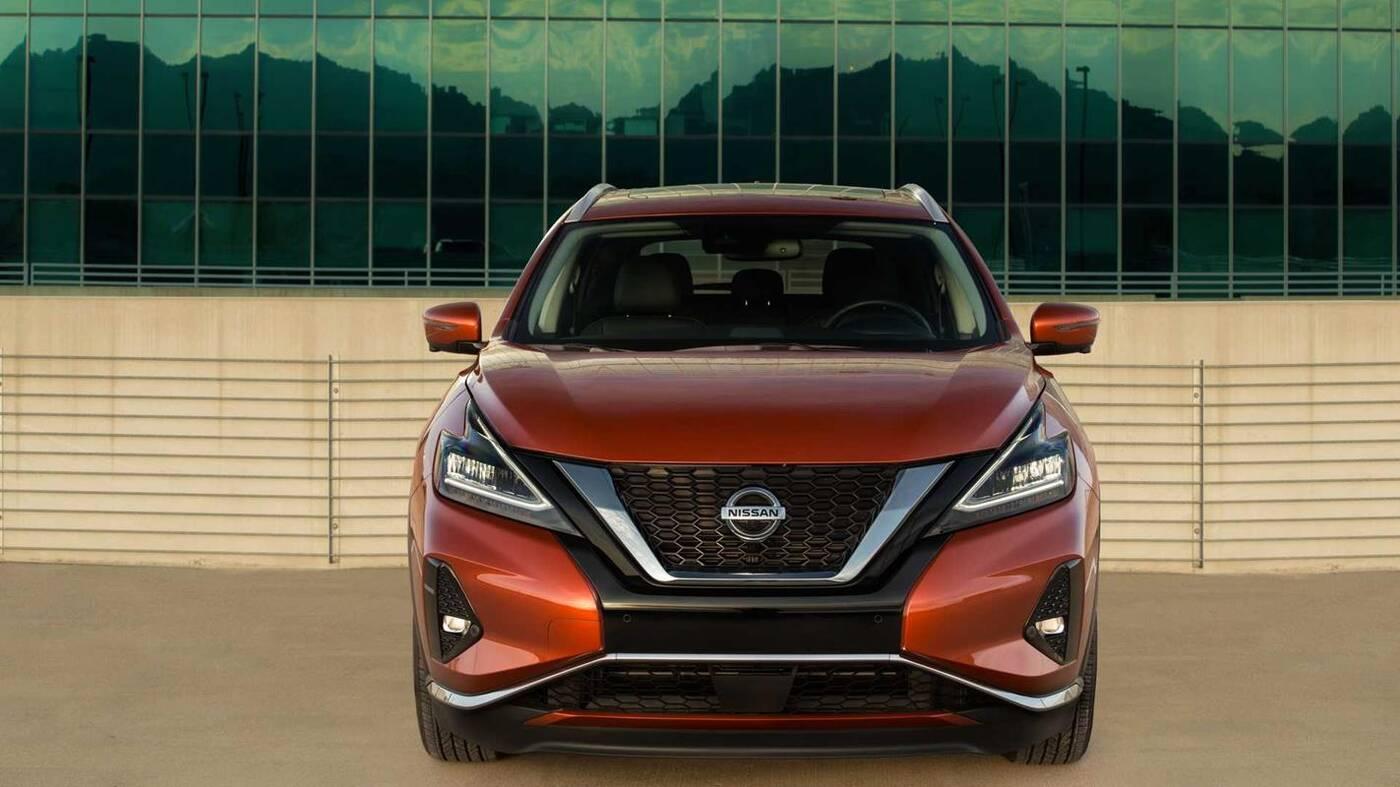 Nissan Murano 2021, Nissan Murano, nowy Nissan Murano