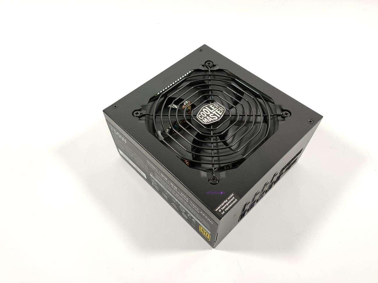 test Cooler Master MWE Gold 750 - V2, recenzja Cooler Master MWE Gold 750 - V2, opinia Cooler Master MWE Gold 750 - V2