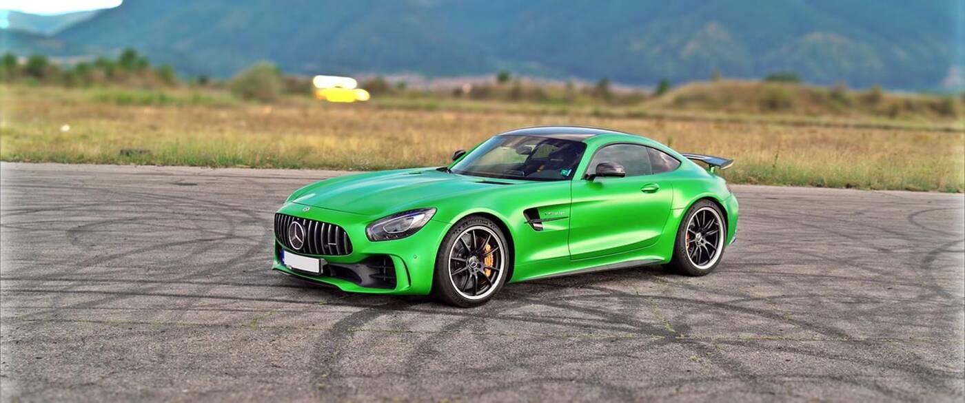 Czy to koniec dla Mercedesa-AMG GT R 2021?