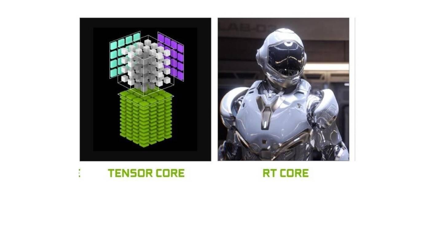 rdzenie tensor, rdzenie RT, czym są rdzenie Tensor, rdzenie Tensor i RT, opis rdzeni NVIDIA,