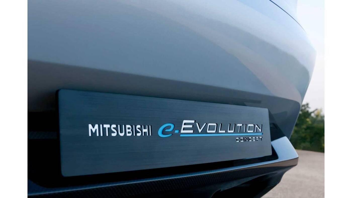 e-Evolution, Mitsubishi e-Evolution, premiera elektrycznego SUVa Mitsubishi, elektrycznego SUVa Mitsubishi