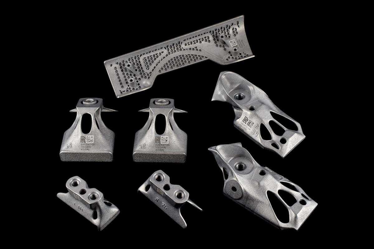 Drukowanie 3D dla BMW jest coraz ważniejsze