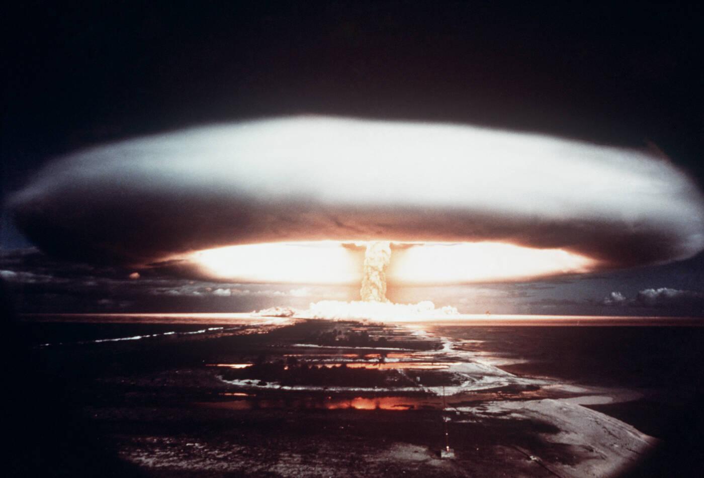 Czy można przeżyć wybuch atomowy?