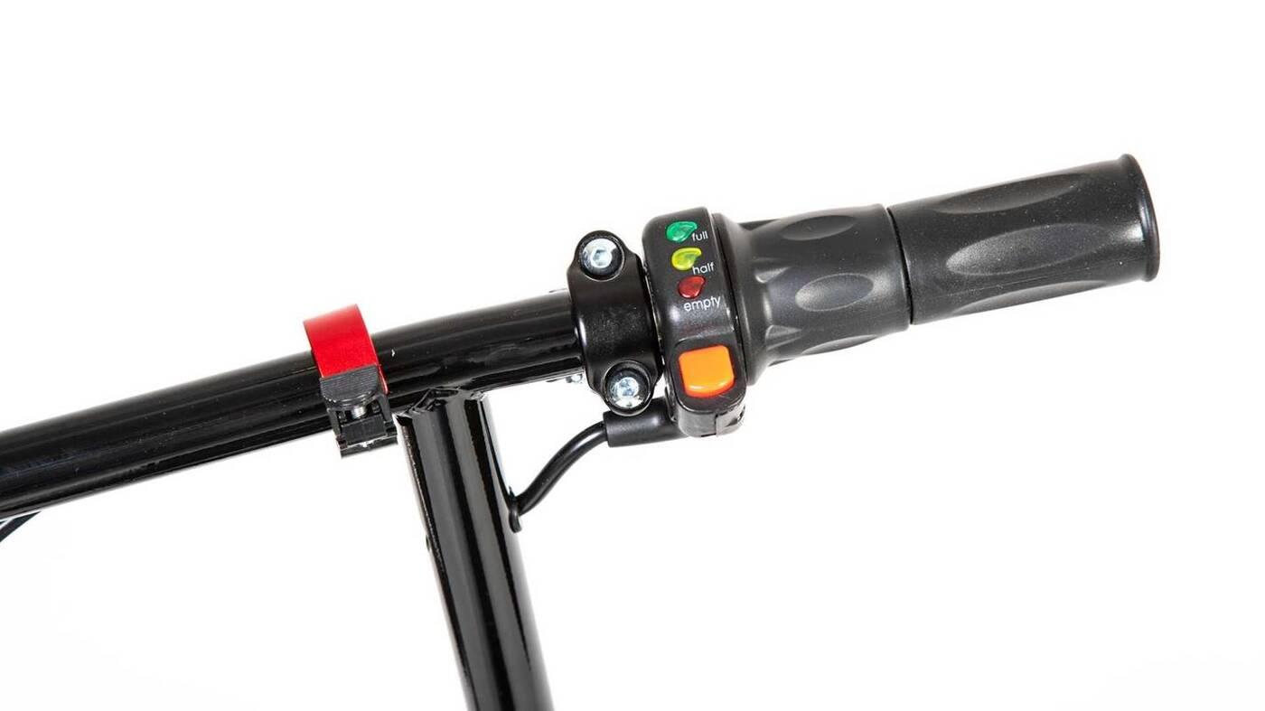 Elektryczna hulajnoga TR560 od nowego gracza na rynku