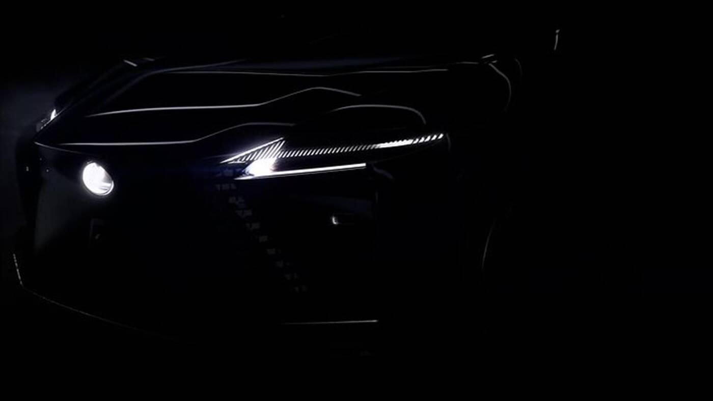 Elektryczna przyszłość Lexusa doczekała się zwiastuna, czyli DIRECT4