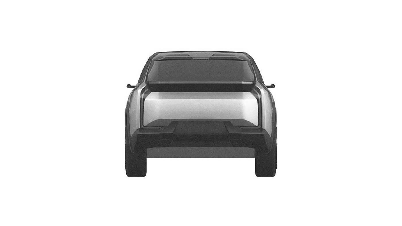 Elektryczny crossover Toyoty wyrenderowany w spekulacyjnej zabawie