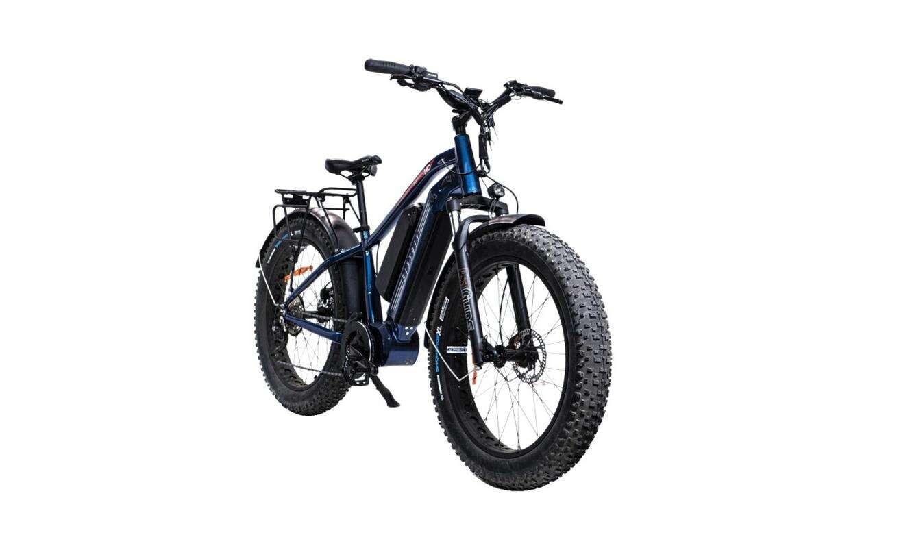 Elektryczny rower Juggernaut HD Duo skonfigurujecie sobie sami