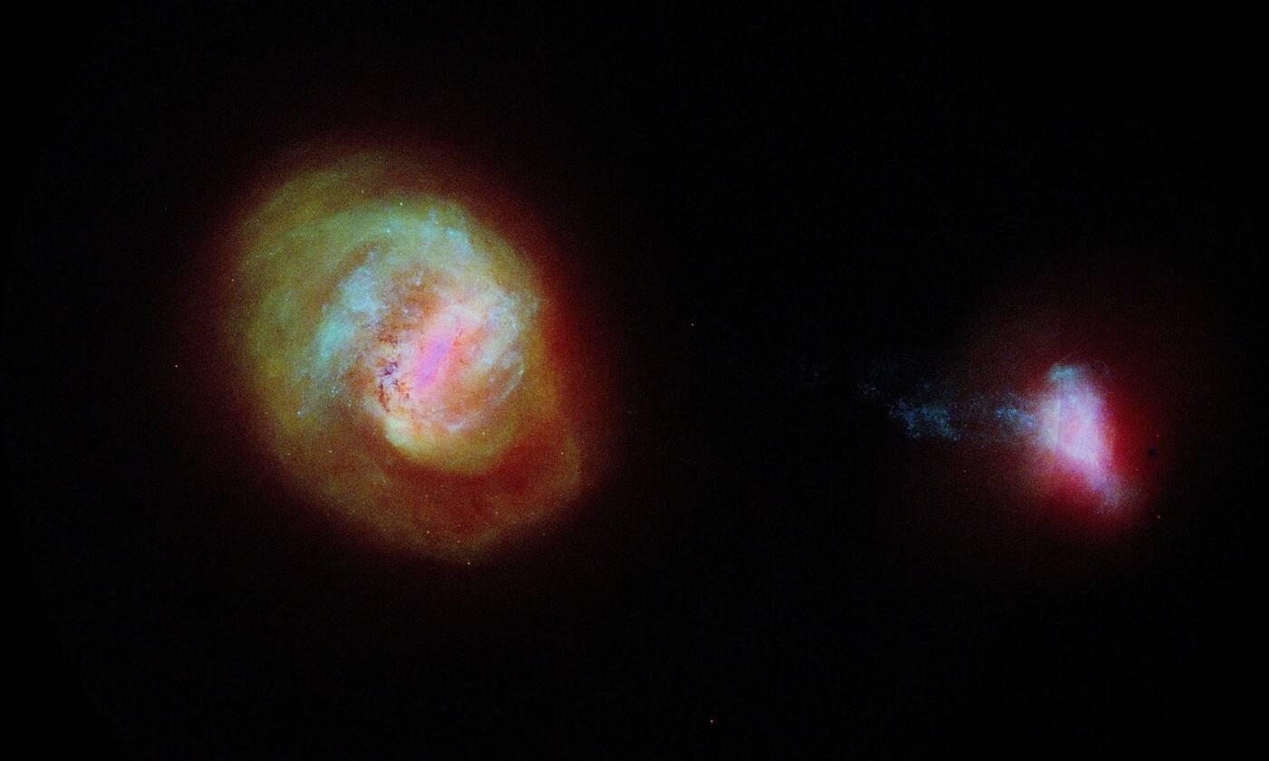 Trójwymiarowa mapa Drogi Mlecznej robi wrażenie. Przekonajcie się sami