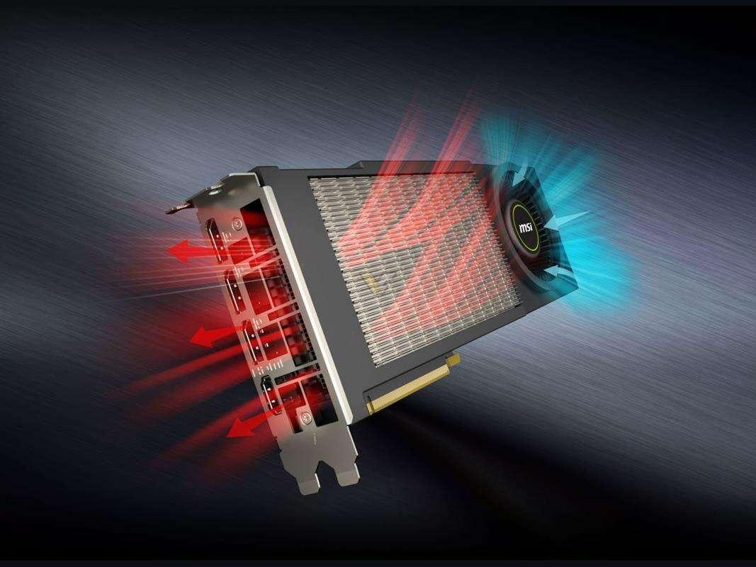 GeForce RTX 3090 AERO wielkim powrotem MSI do korzeni