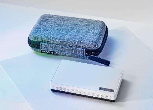 specyfikacja gigabyte GIgabyte prezentuje VISION DRIVE SSD 1TB