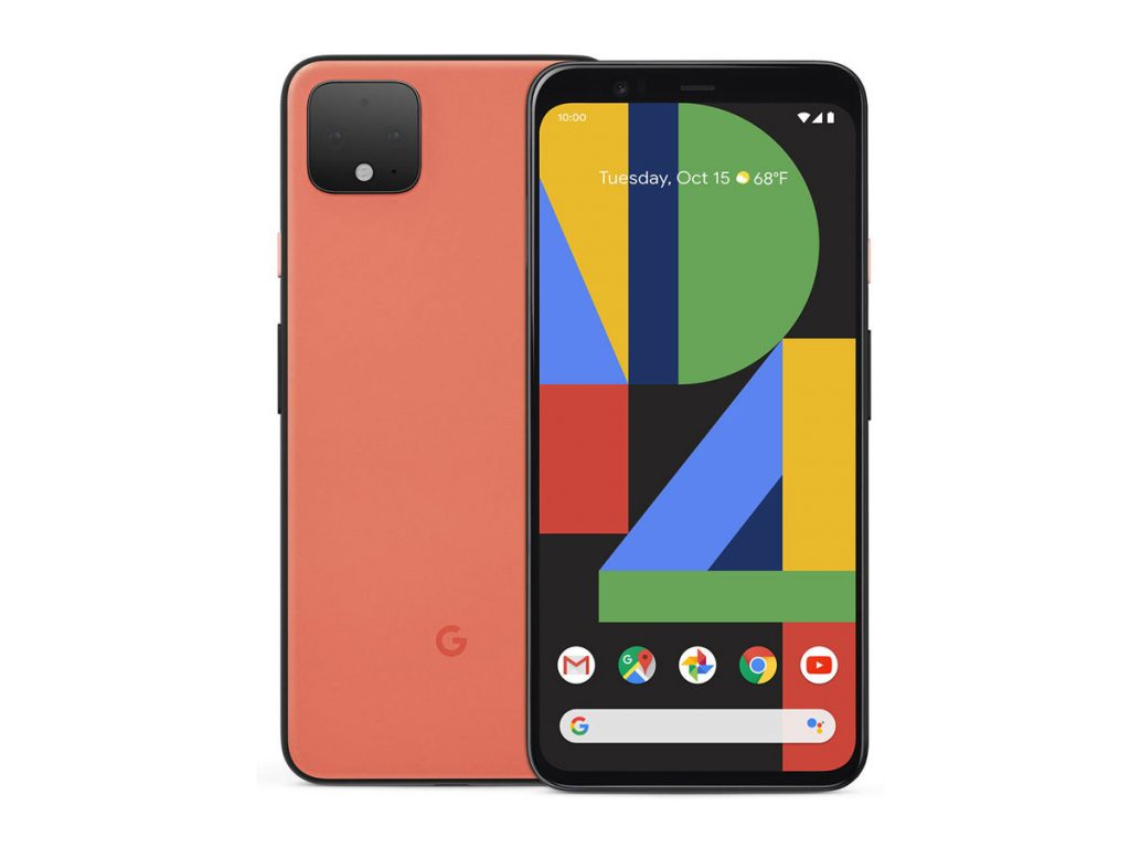 zdjęcie Google Pixel 5 Pro