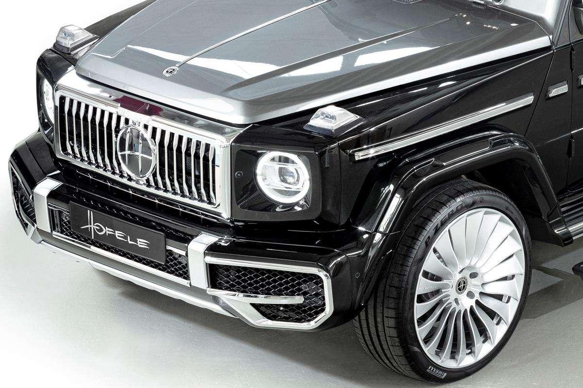 Hofele Ultimate HG, czyli Mercedes-G do potęgi