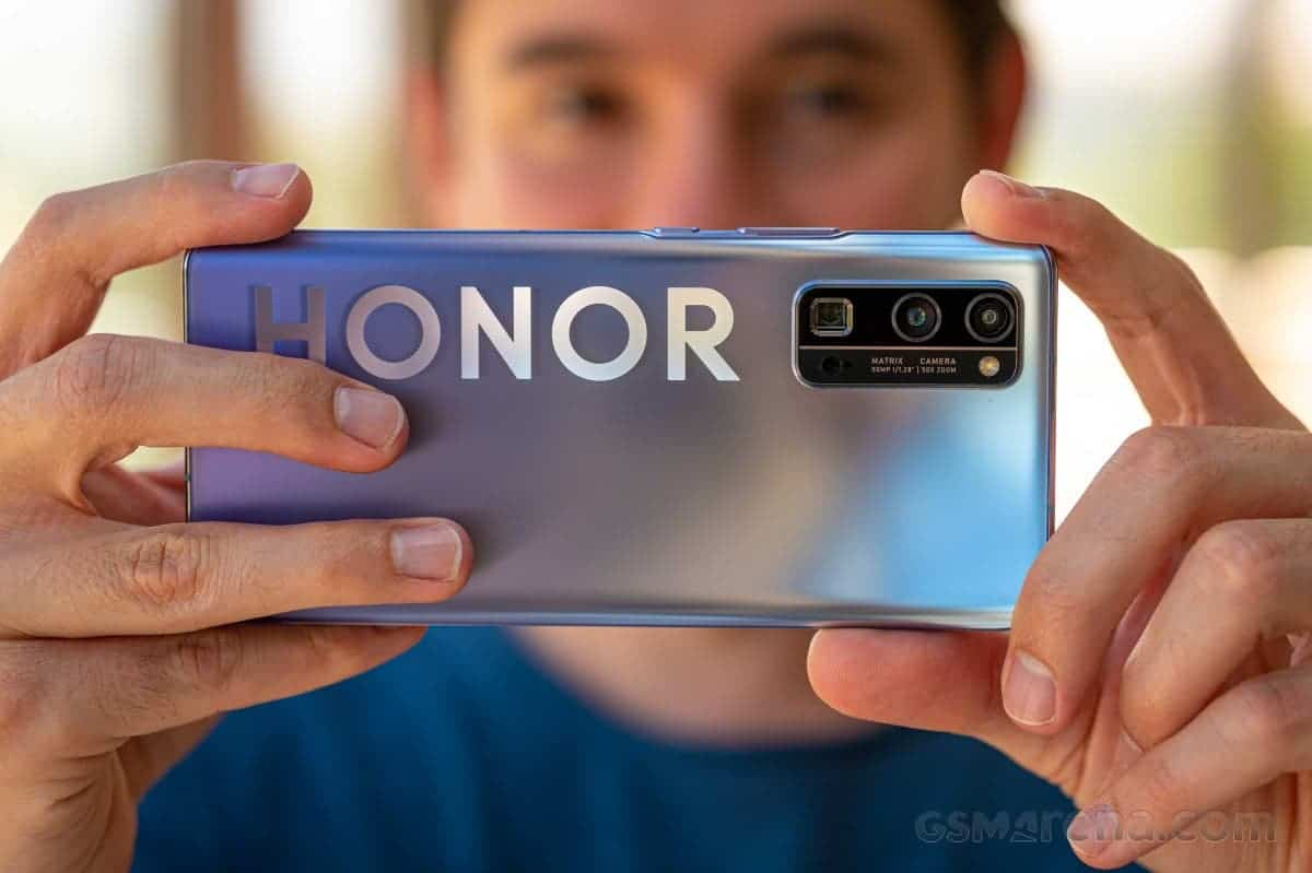 Honor V40 notuje opóźnienie