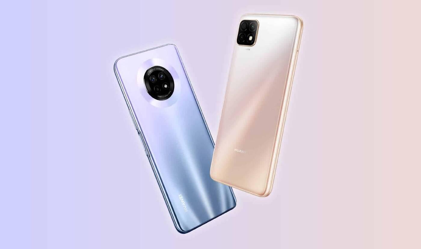 specyfikacja Huawei Enjoy 20
