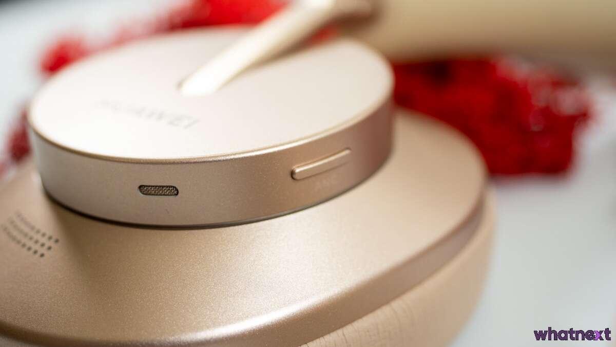 Huawei FreeBuds Studio test recenzja