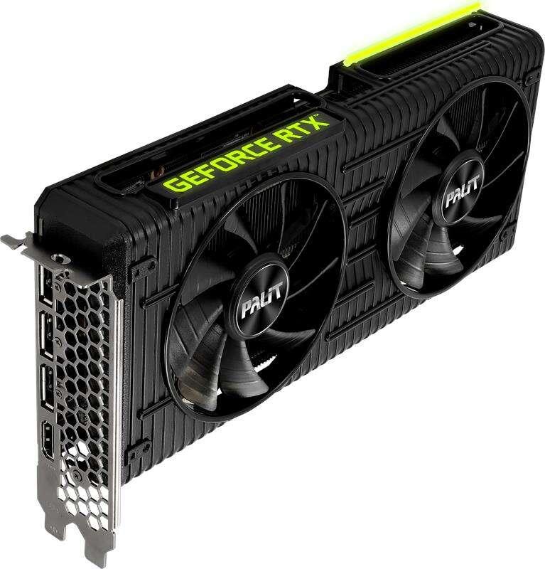 GeForce RTX 3060 Ti od Palita, GeForce RTX 3060 Ti Palita, GeForce RTX 3060 Ti GamePro, GeForce RTX 3060 Ti Dual
