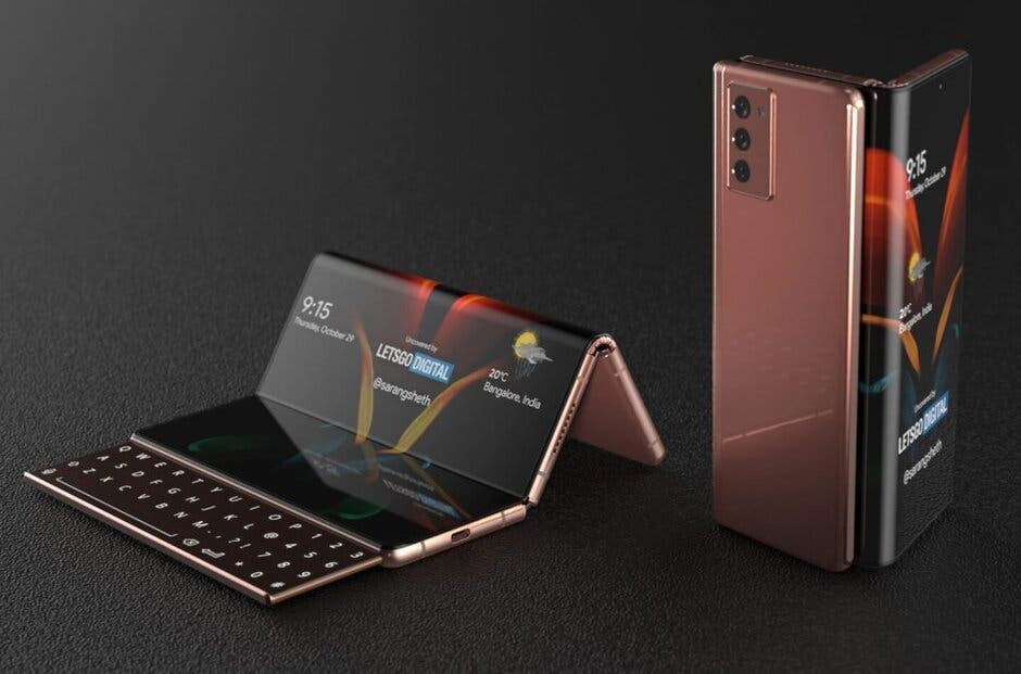 Ile składanych smartfonów wypuści Samsung w 2021 roku?
