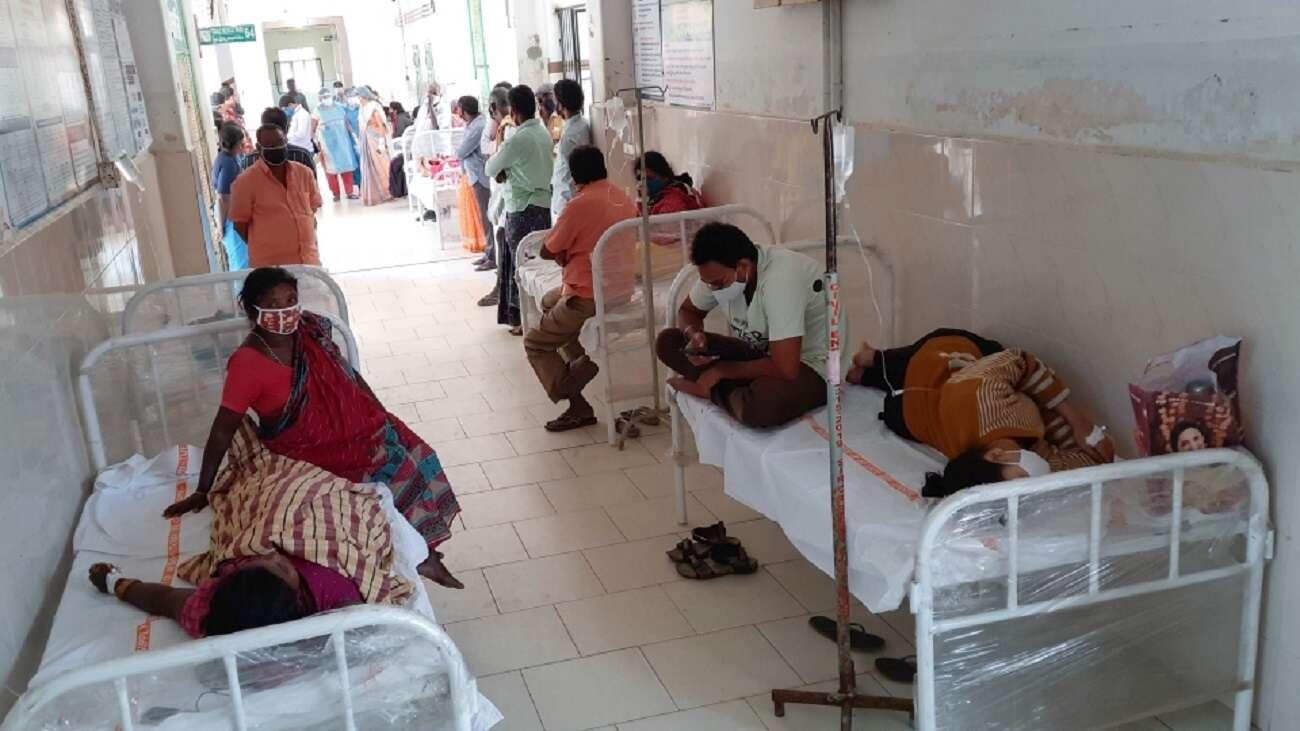Tajemnicza choroba w Indiach dotyka coraz większej liczby osób