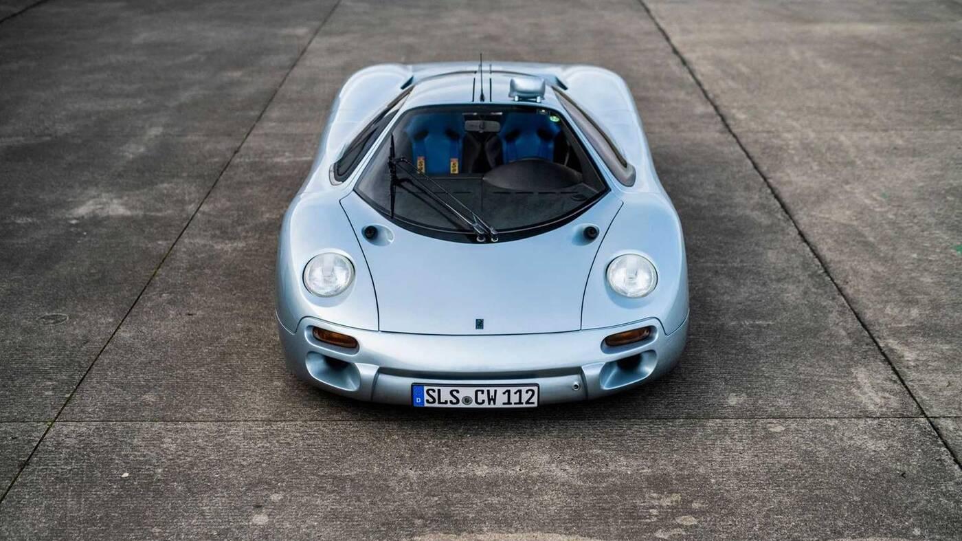 Jedyny na świecie egzemplarz Isdera Commendatore 112i do kupienia