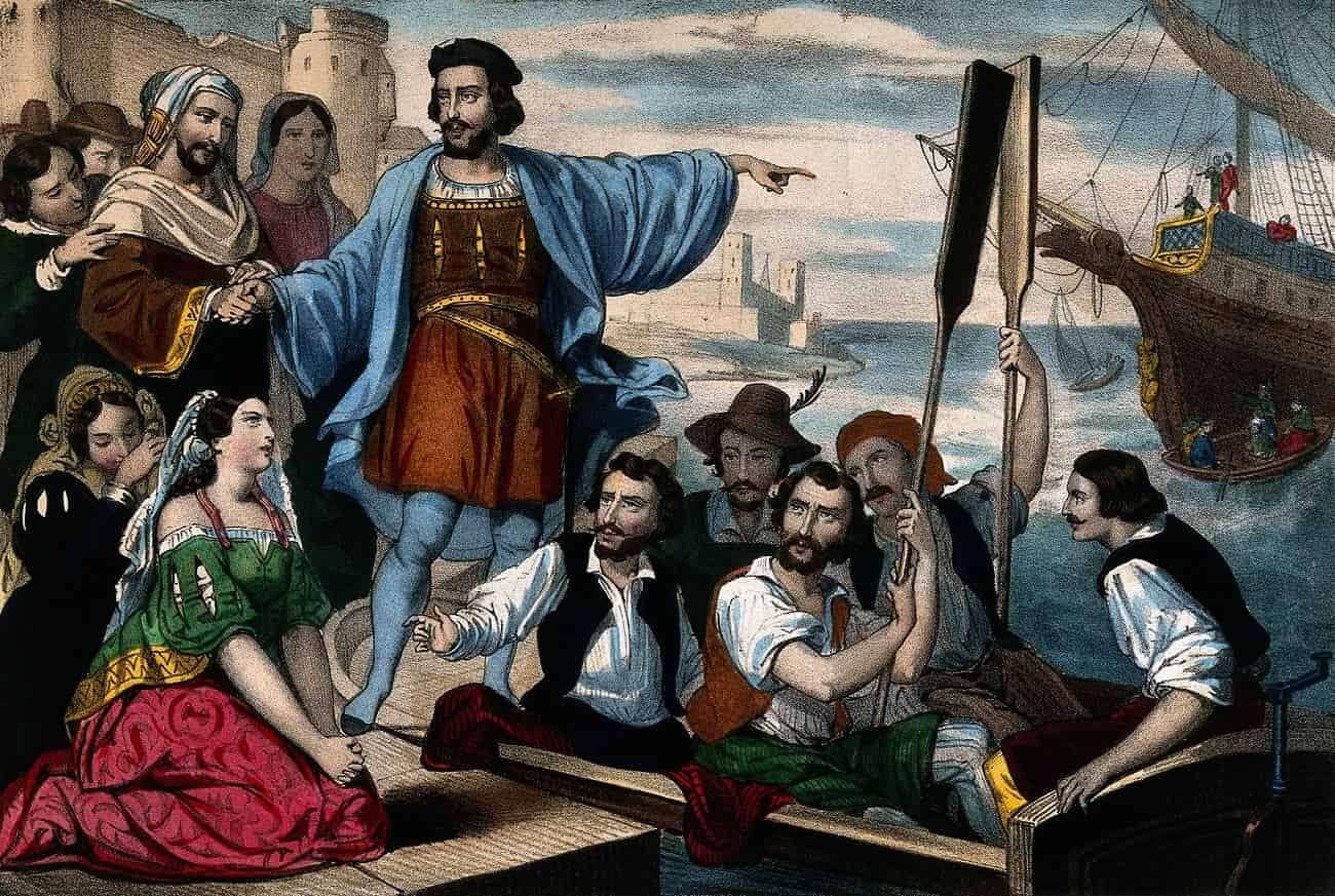 Karaiby zostały podbite na długo przed tym, jak dotarł tam Krzysztof Kolumb