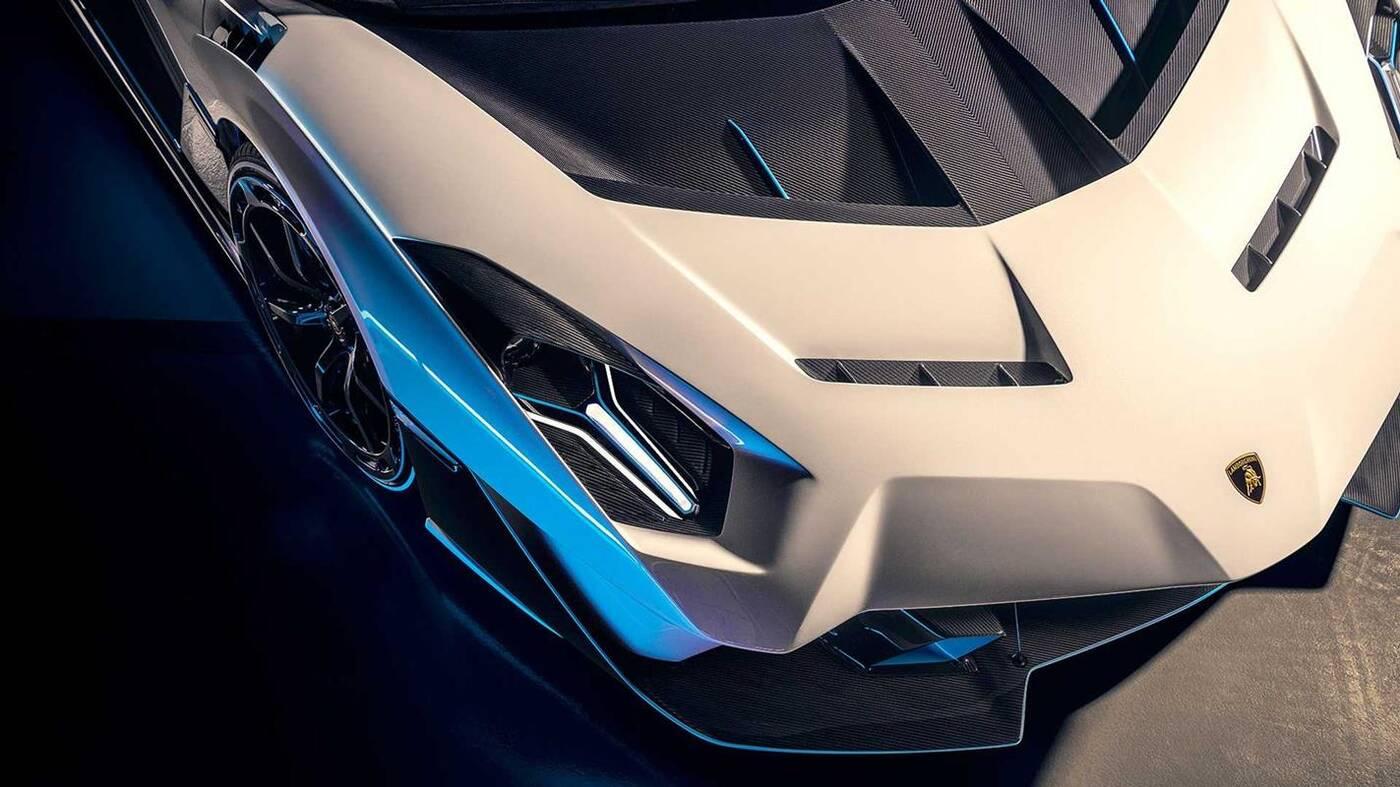 Lamborghini SC20, Aventador bez dachu, lambo SC20
