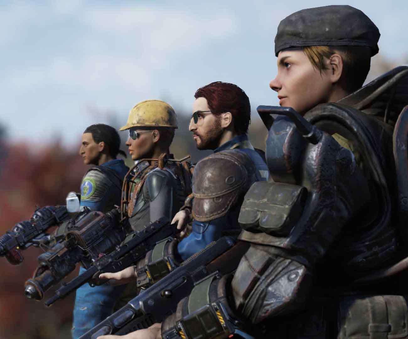 Liczba graczy Fallout 76 ogromnie wzrosła!