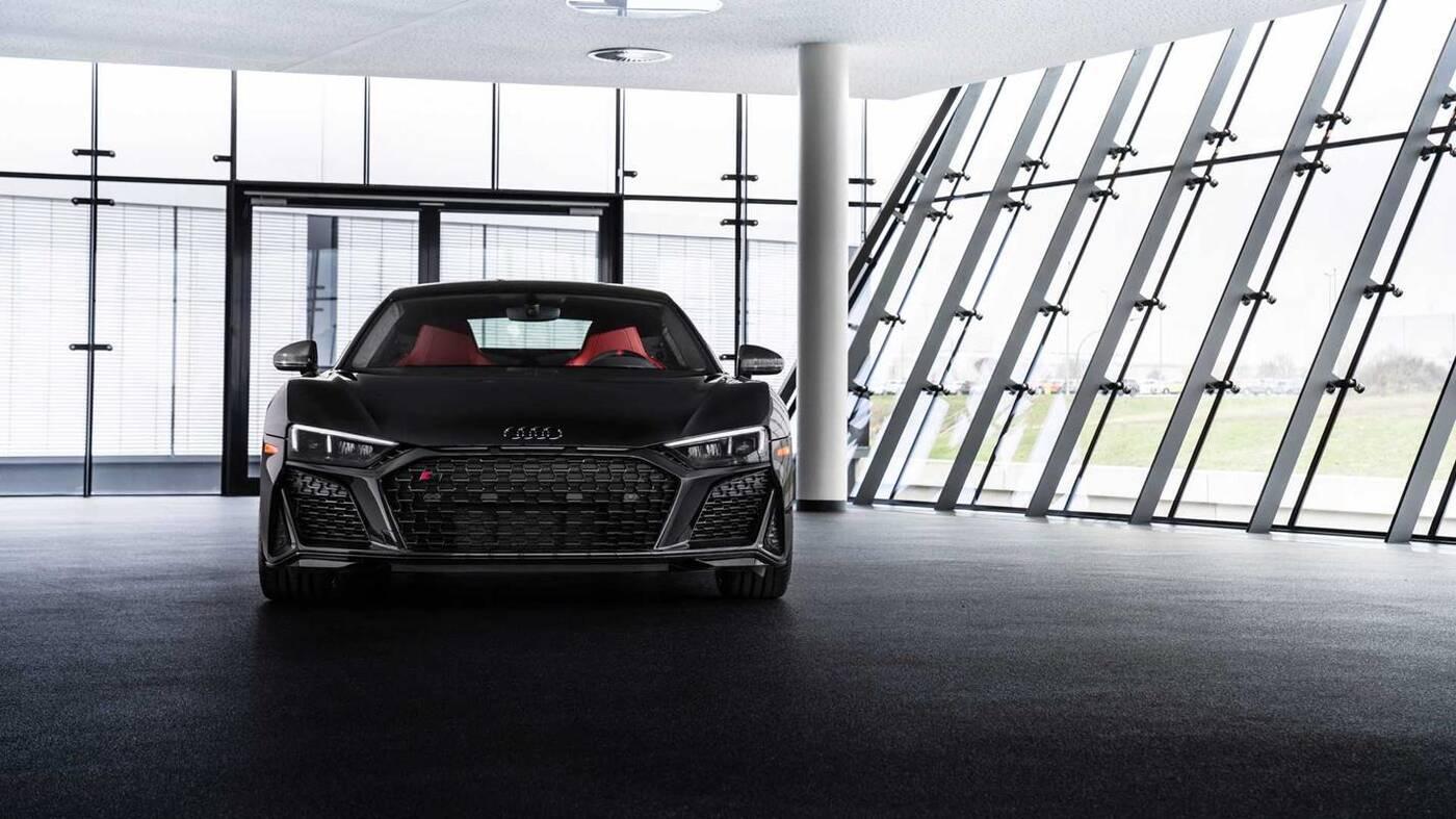 Limitowane Audi R8 RWD Panther 2021 tanie nie jest