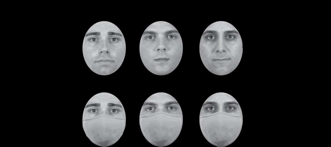 Jak maseczki wpływają na rozpoznawanie twarzy?