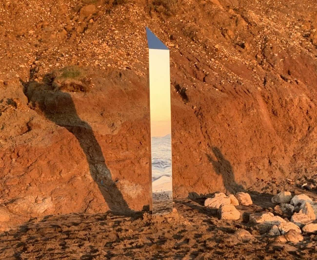 Pojawił się nowy monolit – ten budzi jednak wątpliwości