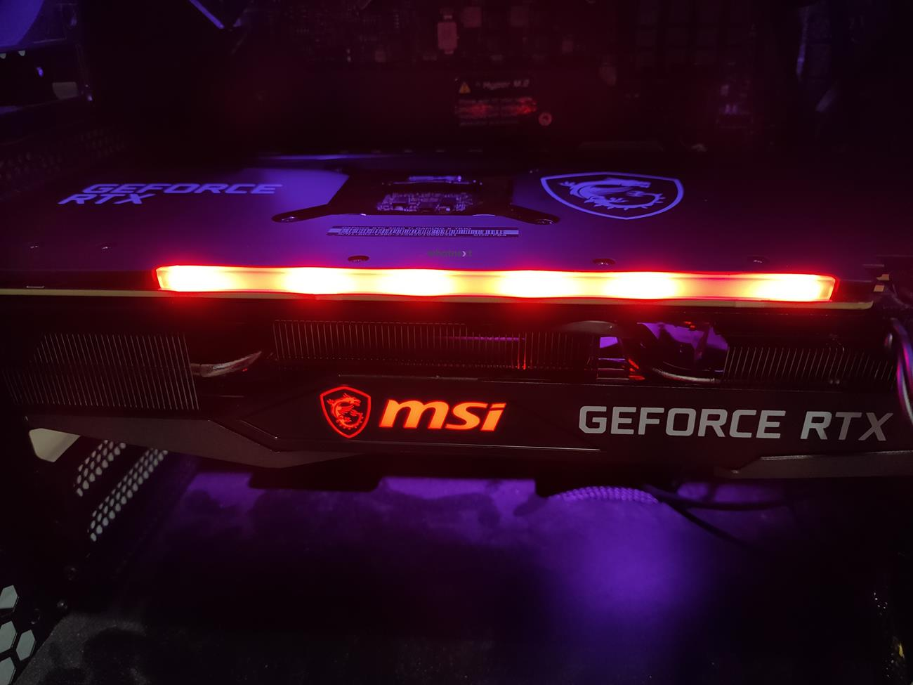 test MSI GeForce RTX 3060 Ti Gaming X Trio, recenzja MSI GeForce RTX 3060 Ti Gaming X Trio, review MSI GeForce RTX 3060 Ti Gaming X Trio, opinia MSI GeForce RTX 3060 Ti Gaming X Trio,