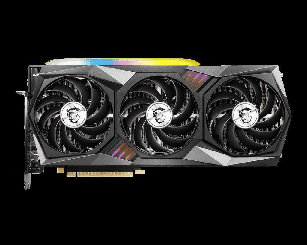 Test MSI GeForce RTX 3060 Ti Gaming X Trio