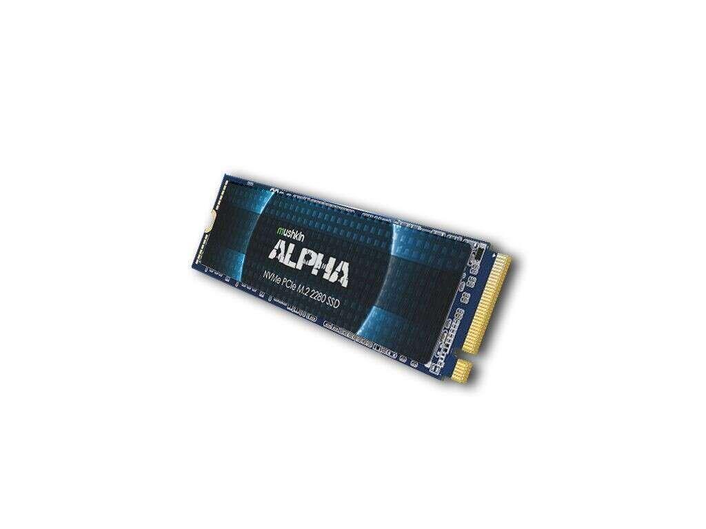 Mushkin Alpha NVMe