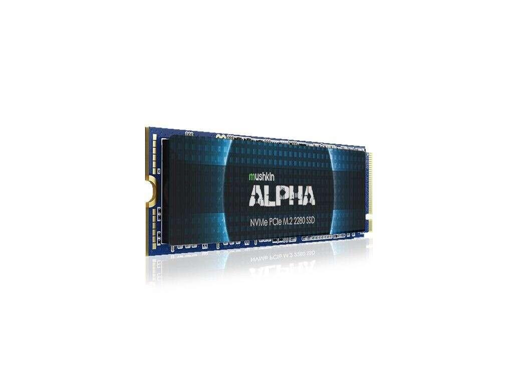 Mushkin wypuszcza dysk Alpha NVMe o pojemności 8 TB