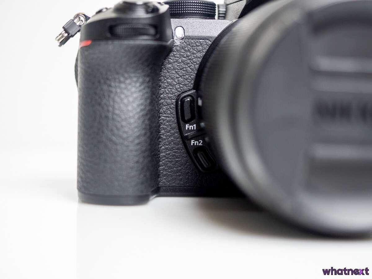 Nikon Z50 test recenzja
