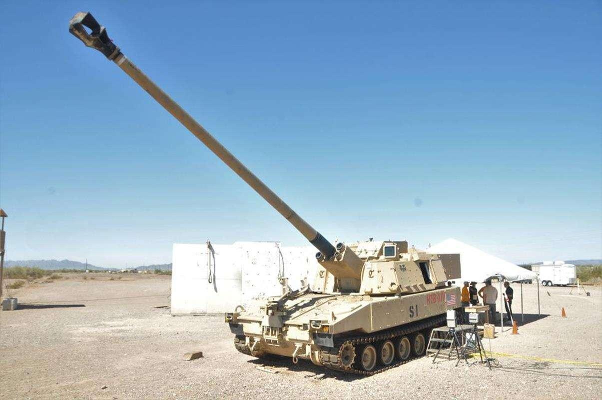 Nowa artyleria USA strzela rekordowo daleko