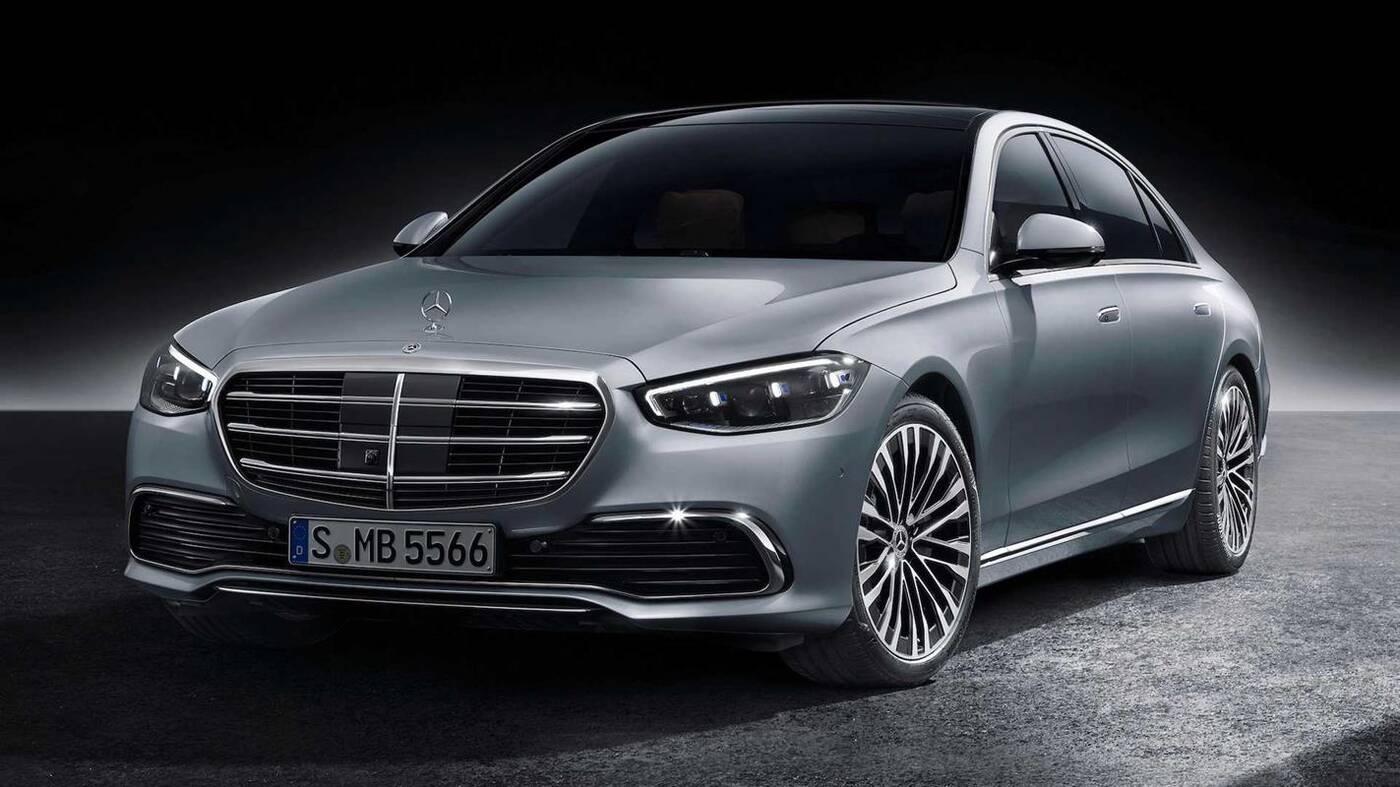 Podstawy elektrycznego Mercedesa Klasy C
