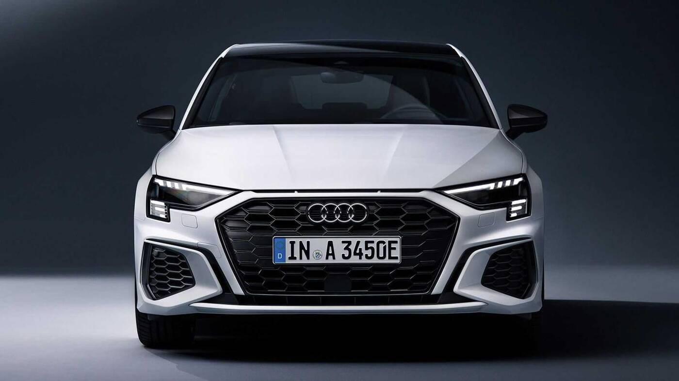Nowe Audi A3 Sportback 45 TFSI e 2021,Audi A3 Sportback 45 TFSI e 2021, premiera A3 Sportback 45 TFSI e 2021, debiut 5 TFSI e 2021