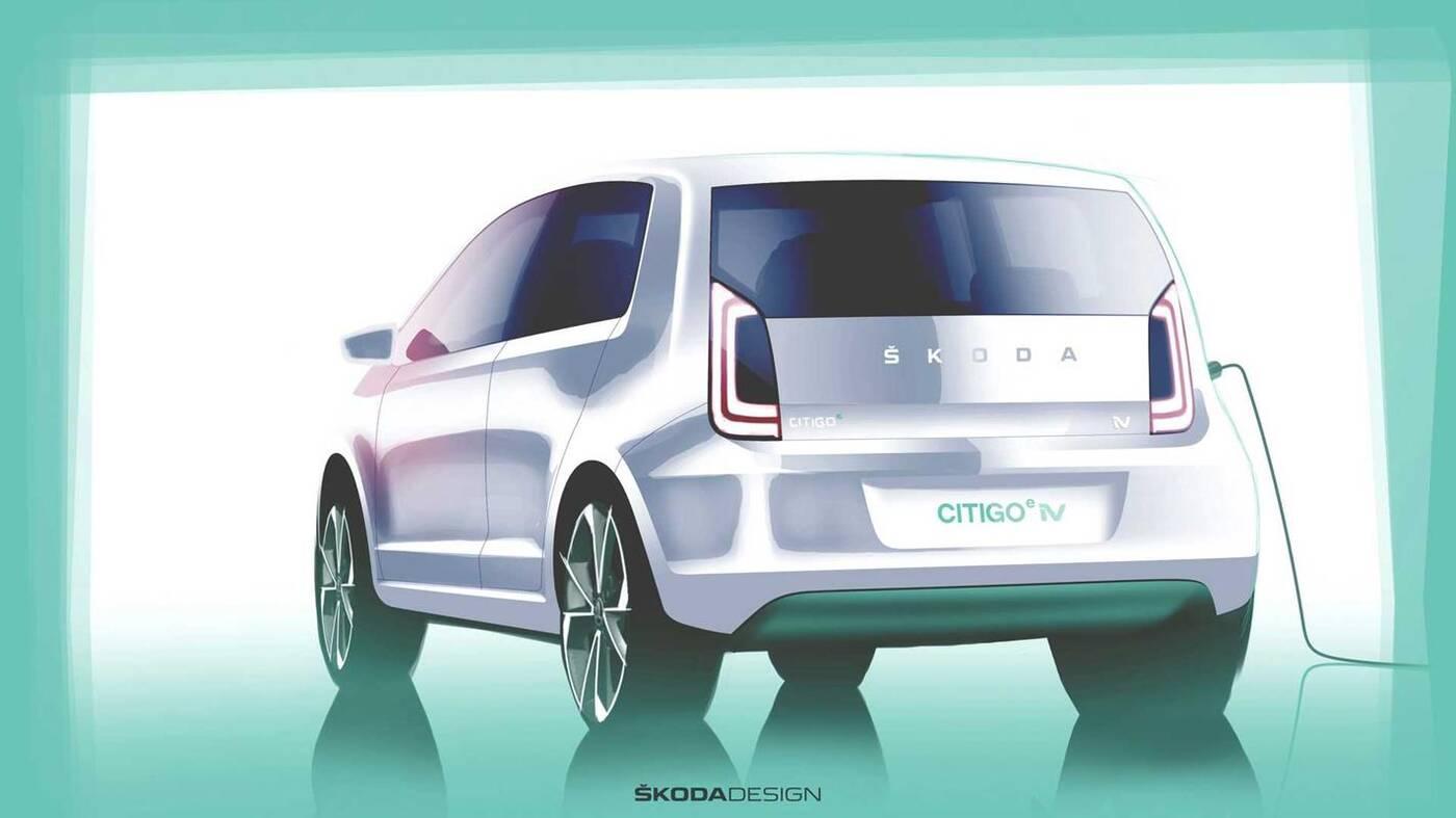 Najtańszy elektryczny Volkswagen ID.1 da początek EV Skody?