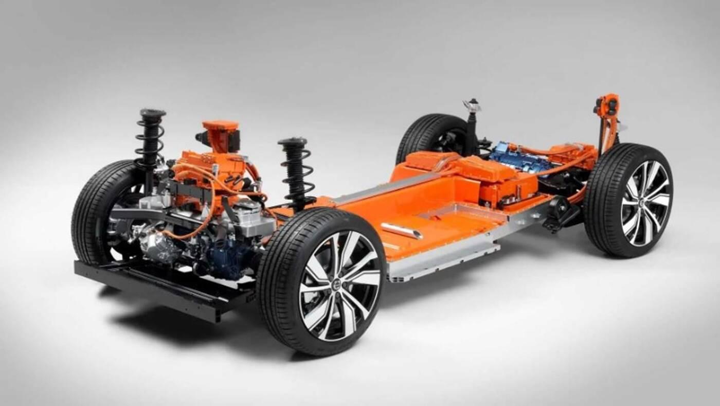 Nowy elektryczny samochód Volvo zapowiedziany