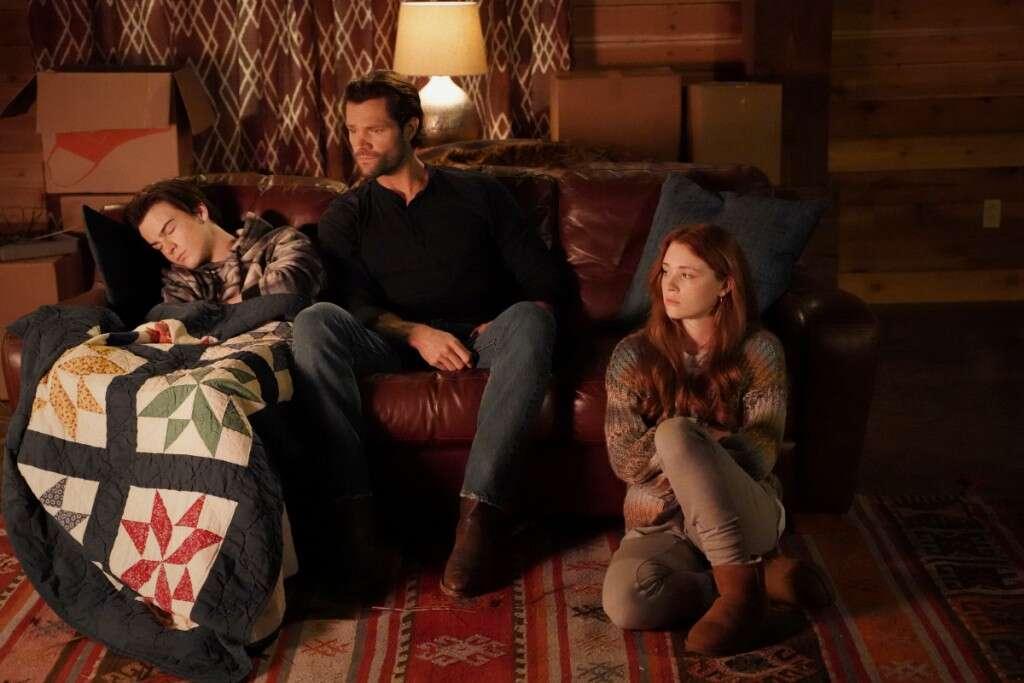 Gwiazda Supernatural jako nowy Strażnik Teksasu - zwiastuny i porcja zdjęć