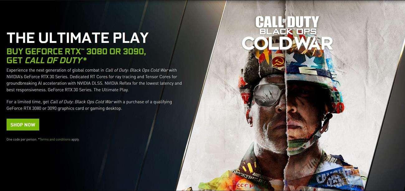 Nvidia przedłuża jedną ze swoich promocji