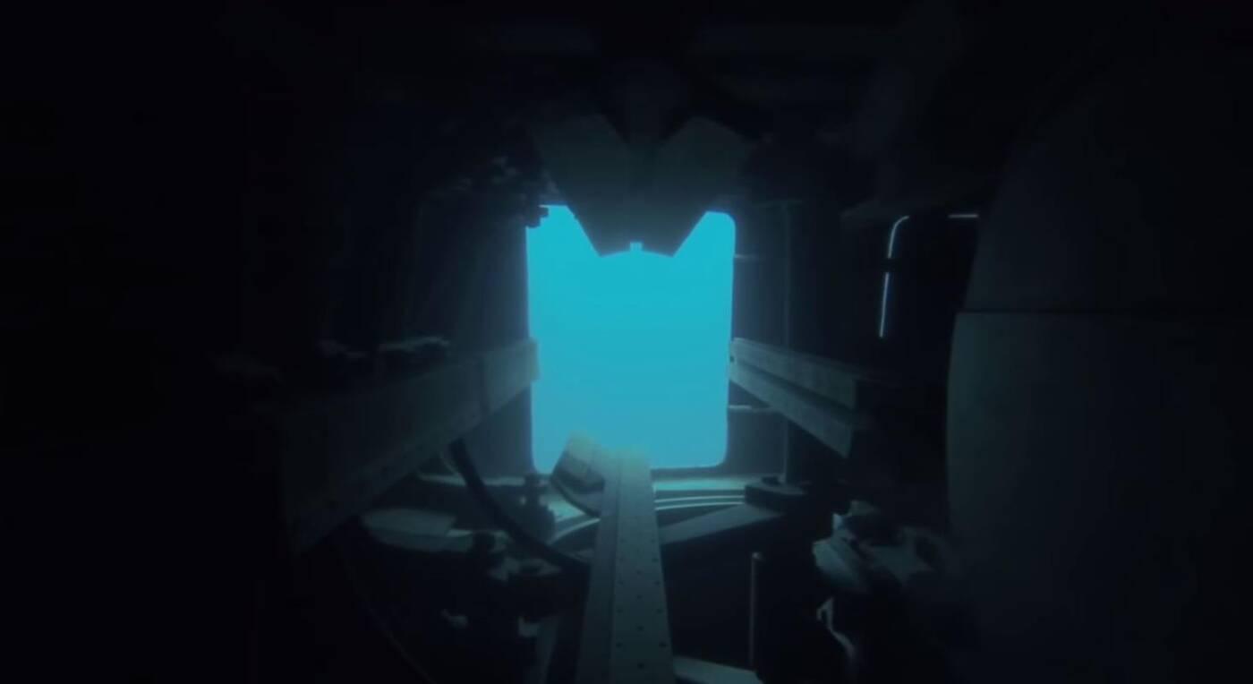 Obejrzyjcie nagranie wystrzelenia torpedy z okrętu podwodnego